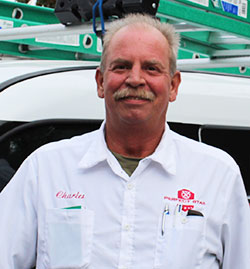 Chuck Anderson, Senior Comfort Advisor