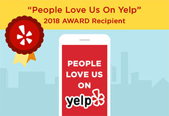 "Perfect Star Heating and Air Conditioning Concord, CA is proud to have won the honor of ""People Love Us On Yelp"" 2017 Award Recipient"