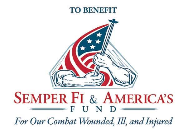 Semper Fi & Amerrica's Fund 2021 Logo